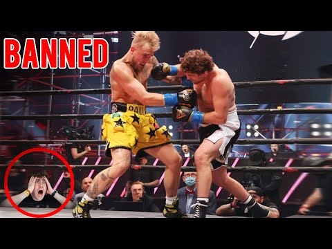 YouTuber has giant band-aid made and presents it to Ben Askren moments after his KO loss.