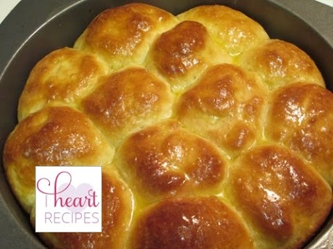 Homemade Yeast Dinner Rolls Recipe How To Bake Homemade Rolls