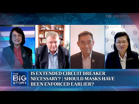 Is extended circuit breaker necessary? | Should masks have been enforced earlier? | THE BIG STORY
