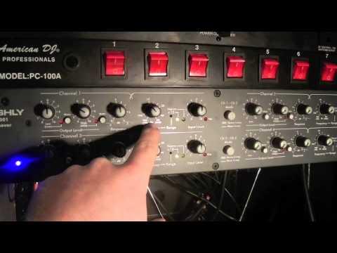 Audio 101- Using Crossovers
