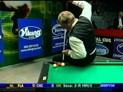 Mike MASSEY vs Paul GERNI - Pool Trickshots - Magic on the table