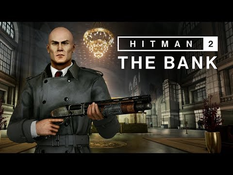 HITMAN 2 - Official New York Location Trailer