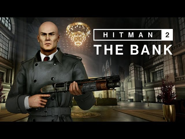 New York City Is The First New Hitman 2 Location Engadget