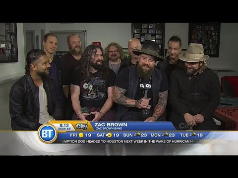 Zac Brown Band on going back to country roots for album ...