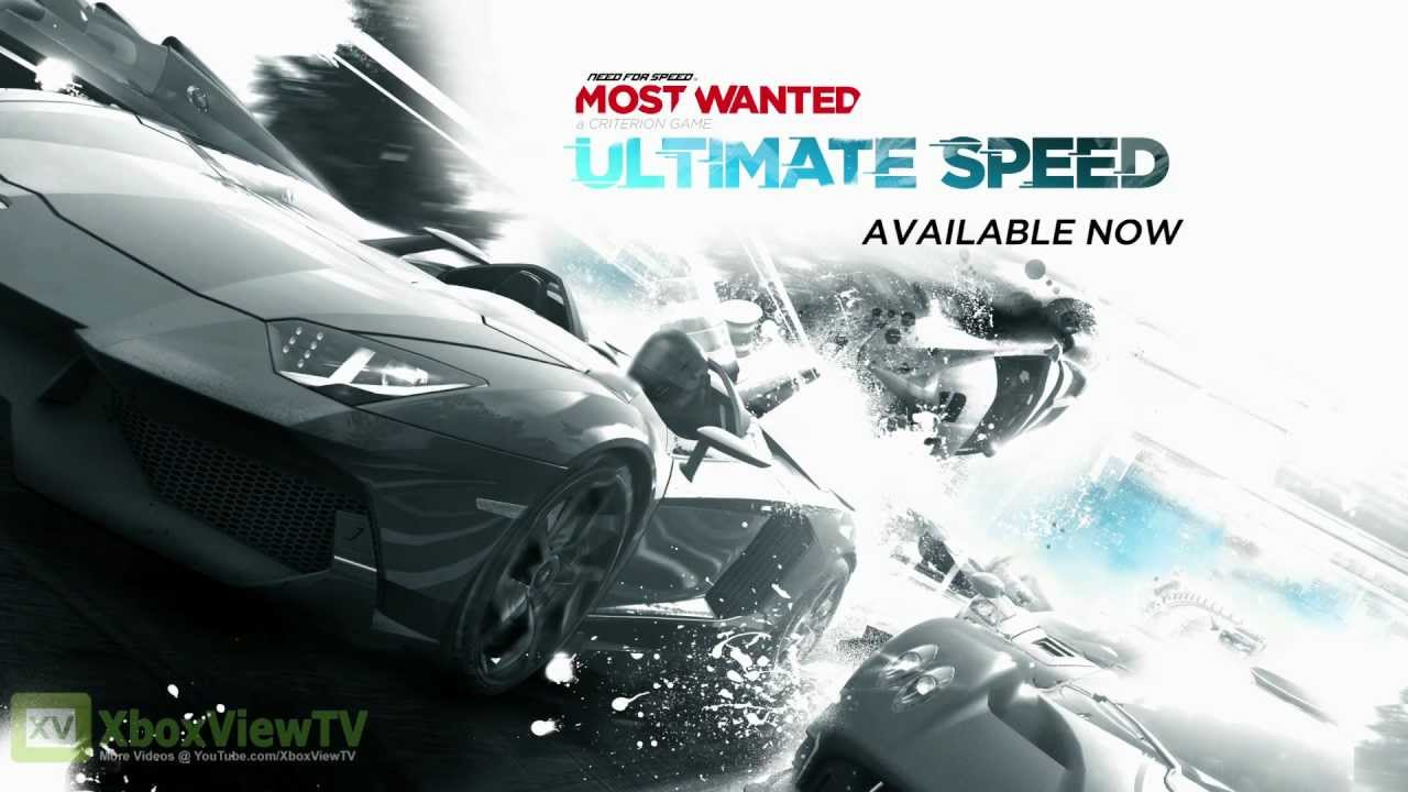 Nfs Most Wanted 2012 Ultimate Speed Pack Trailer En Full