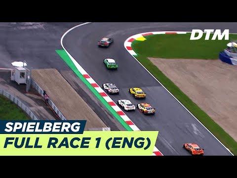 DTM Spielberg 2018 - Race 1 (Multicam) - RE-LIVE (English)