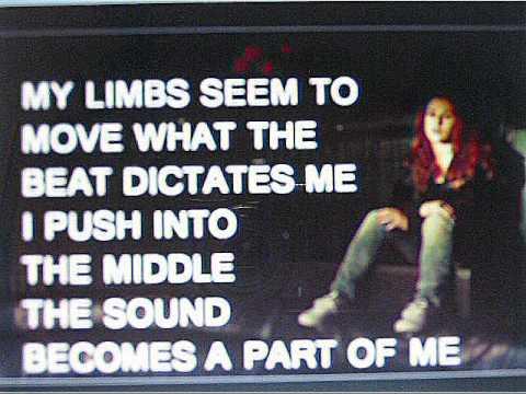 Katy B - Katy On a Mission (Karaoke/Onscreen Lyrics)