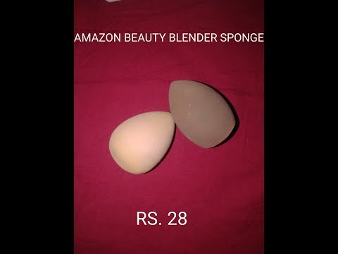 BEAUTY BLENDER SPONG FOR Rs. 28 ONLY | GIVEAWAY