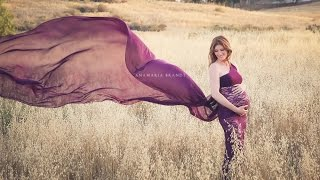 Maternity Canyon Natural Light Session with Ana Brandt