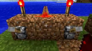 видео: Различные механизмы в Minecraft - 9 серия