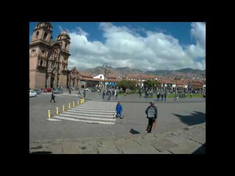 Timelapse Cusco Peru