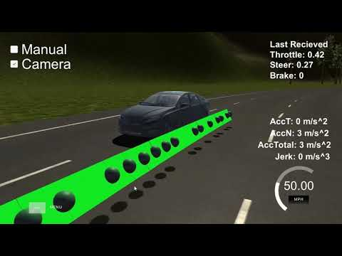 Udacity - Self-Driving Car Engineer Nanodegree - Final Project - First Run