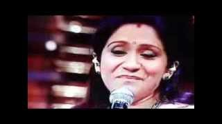 Mothers day Performance by Sujatha Indha Pachai Kilikku Song
