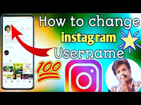 Instagram username kaise change kare | Instagram username ideas | #KUMARSHAILENDRA