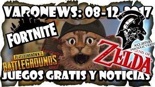Juegos gratis y Noticias! Death Stranding, HomeFront, Zelda, Fortnite, PUBG | Varonews