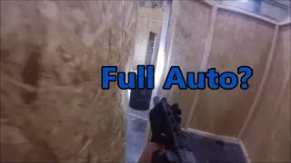 Accused of Full Auto? | Stryker Airsoft 5-6-18