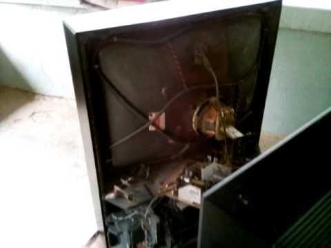 Lihatlah TV Raksasa Saya ganti pakai mesin 29 biasa