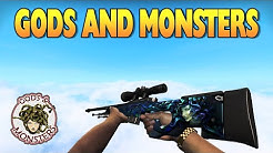 CSGO - Gods and Monsters Collection Skins Showcase