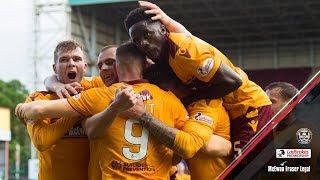HIGHLIGHTS | Motherwell 2-0 Kilmarnock