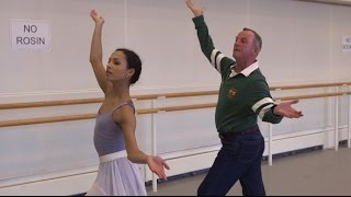 A look at the role of a coach and how they prepare the dancers of T...