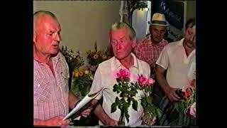 Kralupy TV: Slavnost růží na zámku Veltrusy (8. 7. 1995)