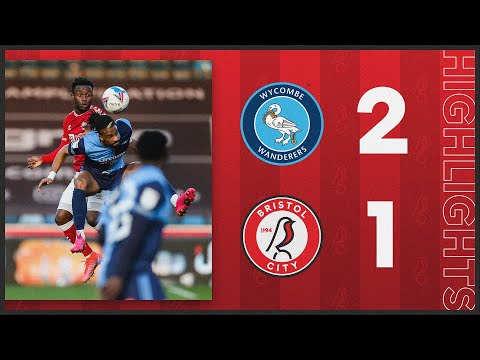 Wycombe Bristol City Goals And Highlights