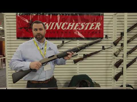Fastest Cycling Pump Shotgun on the Market - Winchester SXP Shotgun
