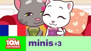 Talking Tom and Friends Minis - Un gars, une fille (Épisode 3)