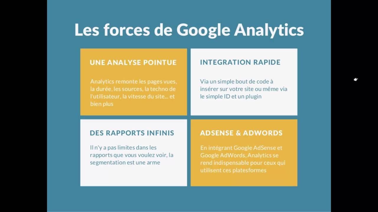 Google Analytics - L'analyse en temps réel de vos internautes