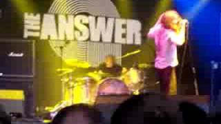 The Answer - Under The Sky - Download Festival 2007