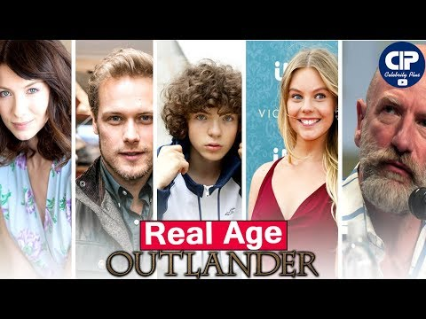 How old are OUTLANDER Actors?  Real Age