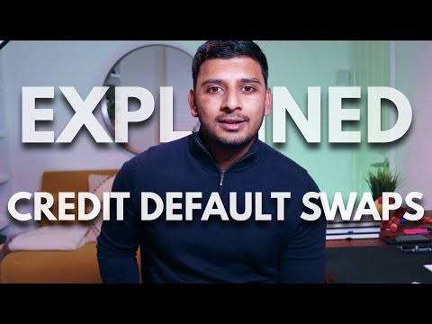 Credit Default Swaps Explained in 2 Minutes in Basic English