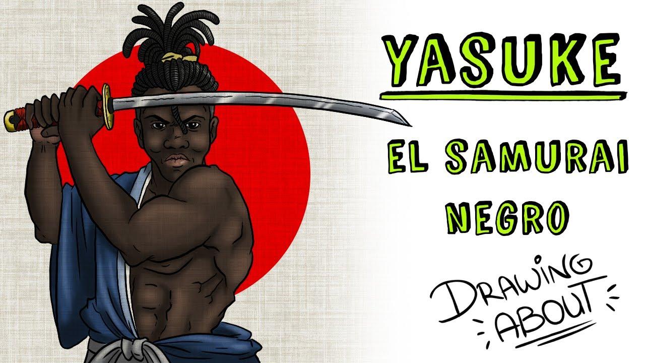 YASUKE, EL SAMURAI NEGRO | Draw My Life