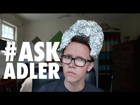 Bad Words, Aliens, and Colors of the Wind #AskAdler (The Adler Show #54)