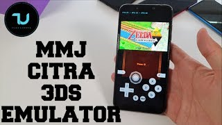 New Citra MMJ 3DS Emulator The Legend of Zelda: Ocarina of Time 3D/Link between World Gameplay