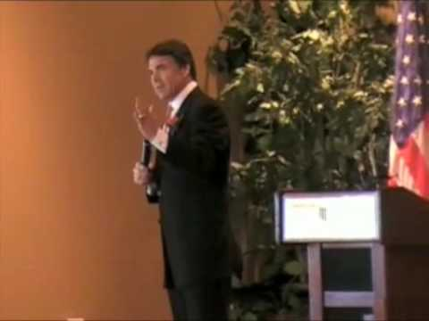 Rick Perry says Obama is hell bent on making America socialist...