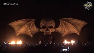 Avenged Sevenfold Live Shepherd Of Fire DeathBat Stage 2013