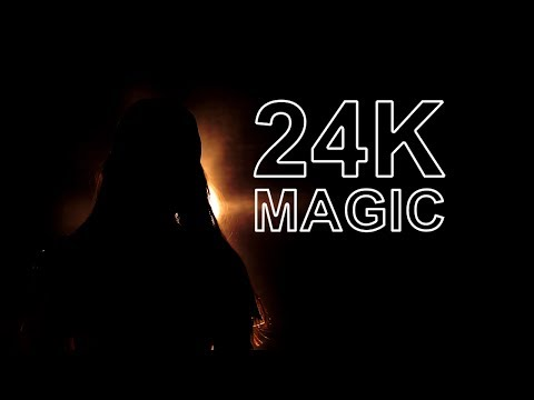 24K Magic - Bruno Mars (Cover) by Hanin Dhiya