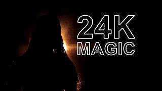 24k Magic Bruno Mars Cover By Hanin Dhiya