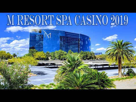 Walking The M Resorts Spa Casino Las Vegas May 2019