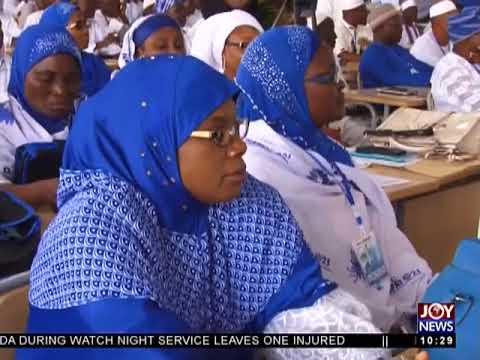 Studying in Ghana - News Desk on JoyNews (25-12-17)