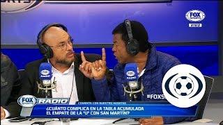 Fox Sports Radio Perú (23/09/2018) - River vence a Boca, Análisis de la fecha 4 del Clausura