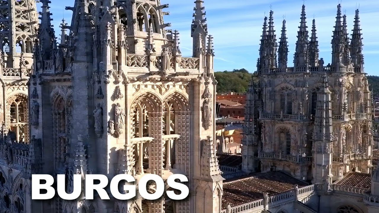 Day 14 Camino Frances Burgos Rest Day Youtube - Camino Frances In May