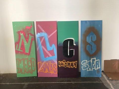PYP-X Graffiti Gangs Action