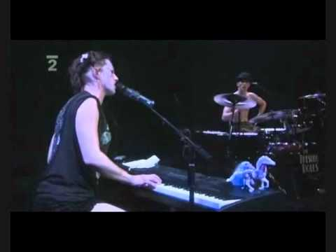 The Dresden Dolls - Coin-Operated Boy live at The Roundhouse