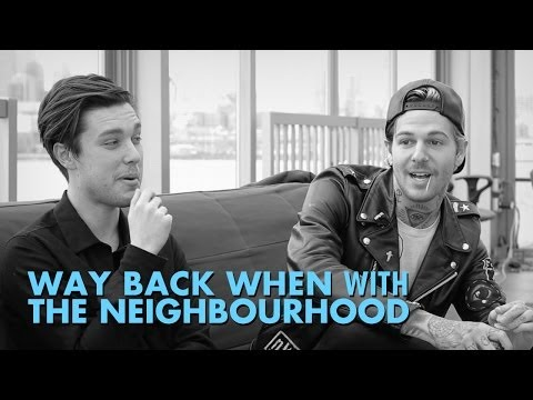 The Neighbourhood's Jesse Rutherford Talks Titanic Boobs