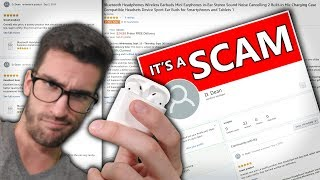 The Fake Review Scam