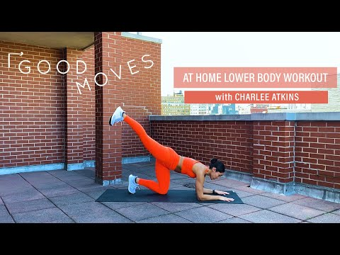 25 Minute Lower Body Workout   Good Moves   Well+Good