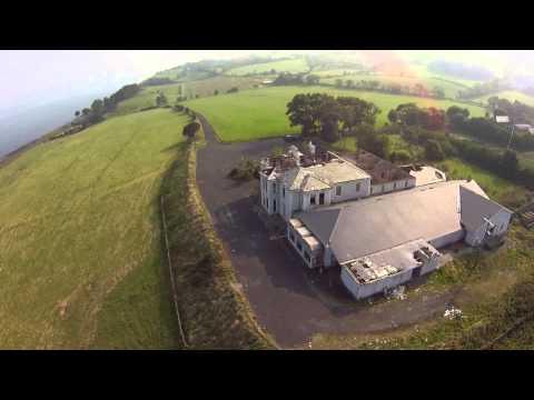 Drumnagreagh Hotel Co Antrim Coast Glens of Antrim Glenarm