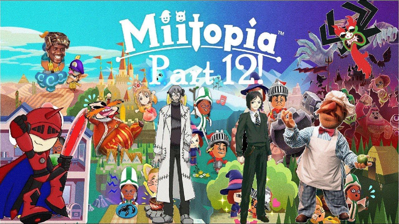 JAFAR THE SNAKE! | Miitopia Pt 12